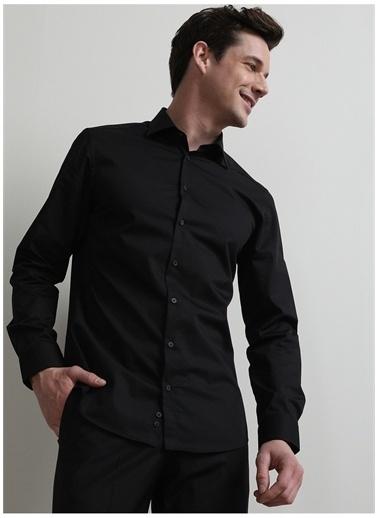 Kip Kip Gömlek Siyah